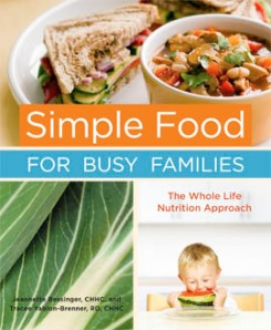 Simple Food Recipe Book