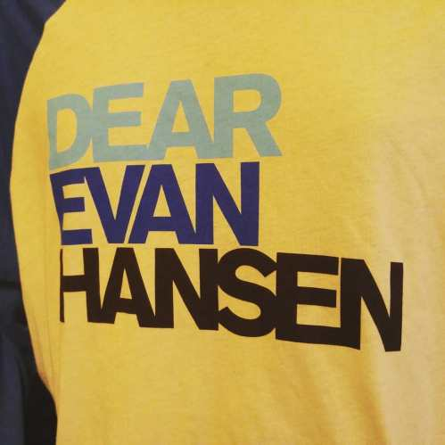 Dear Evan Hansen shirt